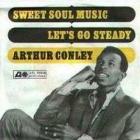 Vinyl skiva Arthur Conley