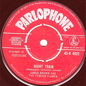 James Brown Night train