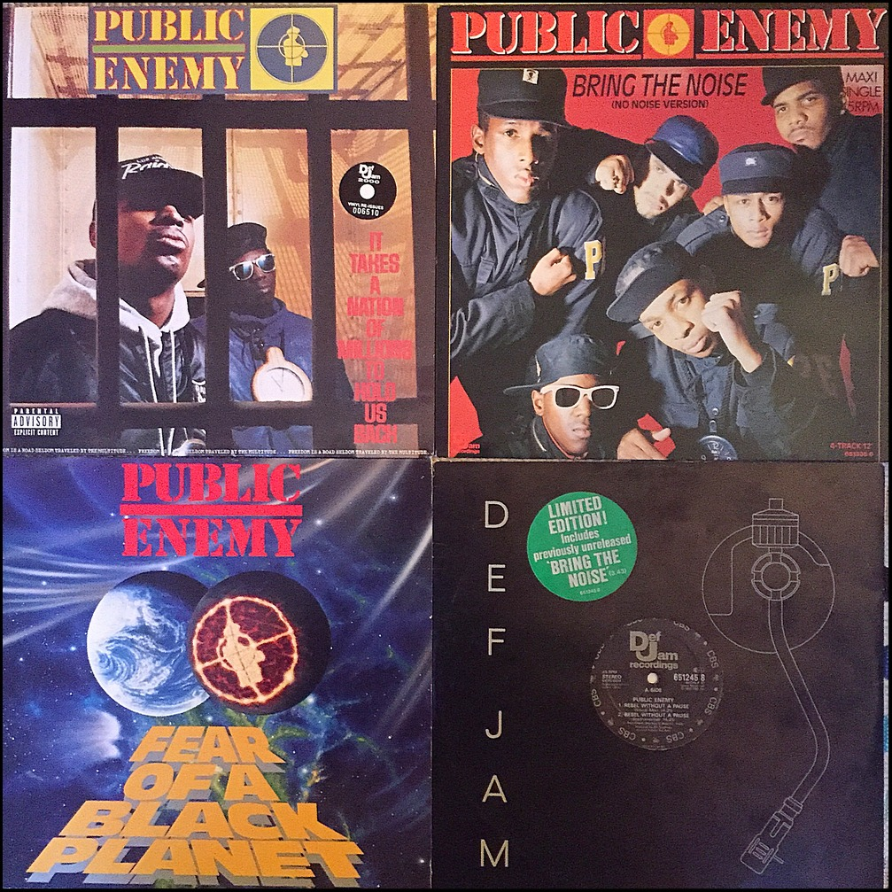 Public Enemy Hank Shocklee