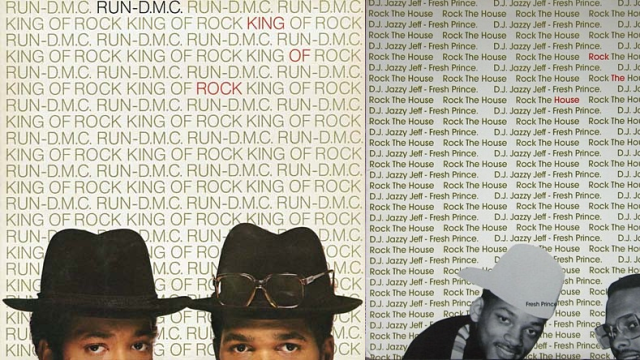 Run DMC Fresh Prince Jazzy Jeff Cazal