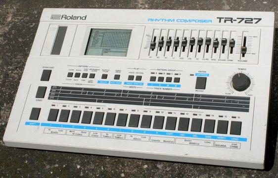 Roland 727