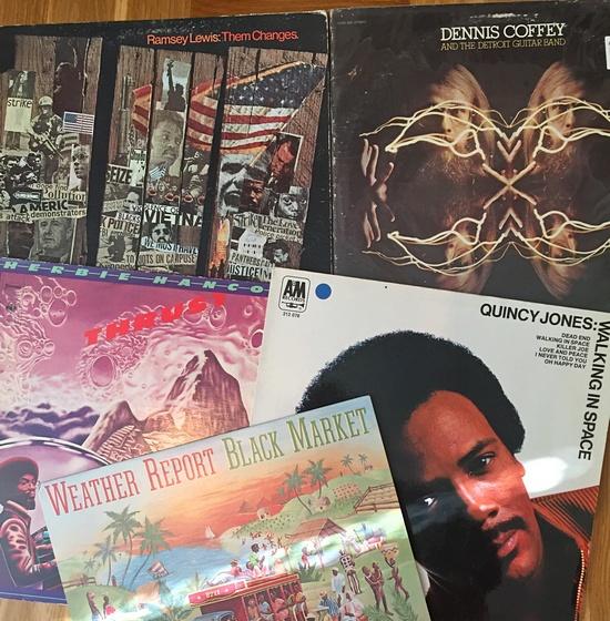Quincy Jones Dennis Coffey